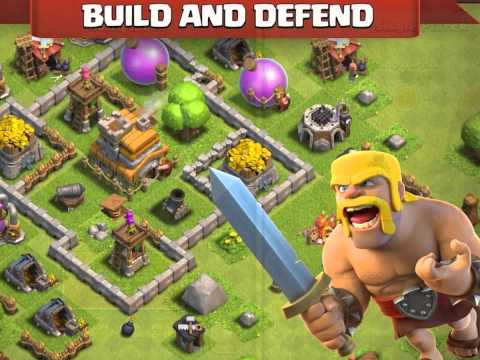 Clash Of Clans v7.200.12 Apk Free Download