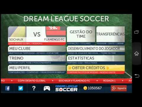 COMO TER DINHEIRO INFINITO NO DREAM LEAGUE SOCCER!