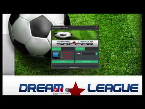 Dream League Soccer Hack Get unlimted Coins With Dream League Soccer Hack